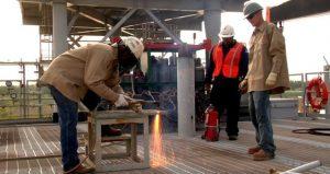 Training Fire Watcher Pelatihan Kebakaran