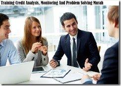 training analisis kredit, pemantauan, dan pemecahan masalah murah