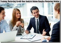 training kredit marketing pendekatan proses murah